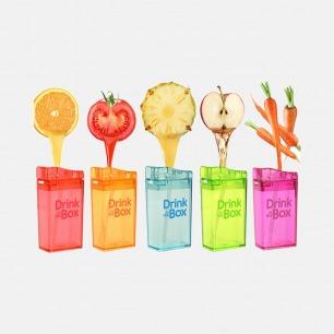 儿童吸管果汁盒235ml | 迷你设计适合孩子 小手持握更方便