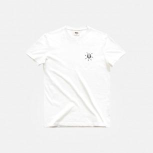 全棉T恤短袖 幽默笑脸 | 印花原创设计夏日必备单品