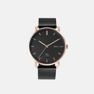 DENKA系列时尚男女手表 | 蓝宝石镜面搭配简约钢带 多款可选