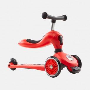 多功能滑板学步平衡车 | 陪伴孩子从1岁到5岁