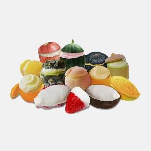 果堡网红水果冰激凌 | 新鲜果泥制成 好吃不胖过足瘾