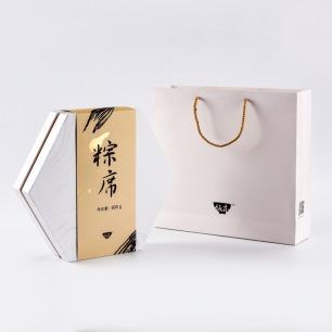 饭本|粽席端午礼盒 | 精选六地独有食材 严选东北五常糯米