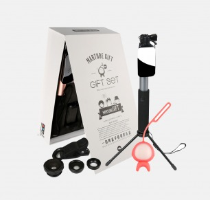 自拍杆摄影礼盒 | 一盒满足你所有拍照需求