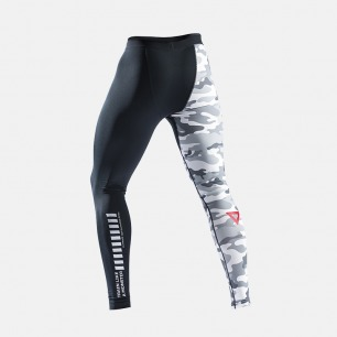 男士运动紧身裤 迷彩款 | 轻薄速干 支撑稳定肌肉