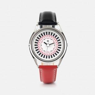 The Decider手表 | 英伦风创意设计 个性十足
