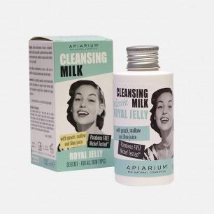 蜂皇浆深度净颜洁面奶   细致洁净同时倍润肌肤