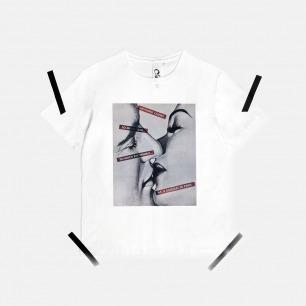 男士AS A SCANDAL IN PARIS T恤   原创设计师品牌 舒适透气 柔软不变形