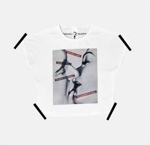 女士AS A SCANDAL IN PARIS T恤 | 原创设计师品牌 舒适透气 柔软不变形