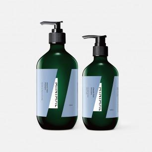 柔润净养洗发水 天然呵护 | 复方果油养护 温和洁净