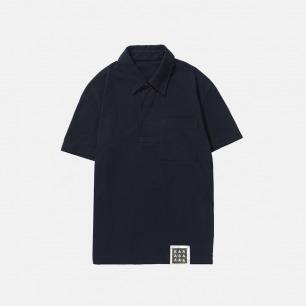 基本款短袖POLO衫 | 独立原创设计师品牌