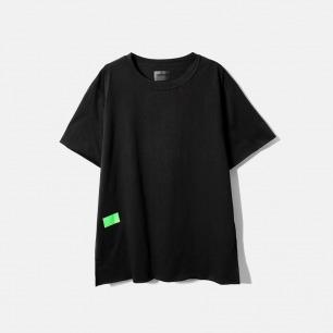基本款简约短袖T恤男 | 独立原创设计师品牌
