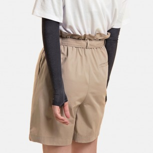冰丝防晒袖套 粉色/黑色 | 双手不再怕晒黑 透气舒适