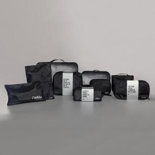 旅行收纳包套装 | 轻盈坚韧的杜邦纸 防水更耐脏