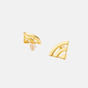 Sign in信号耳钉 | 科技感WiFi logo