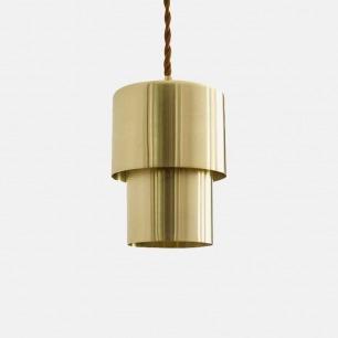 黄铜双层吊灯 | 遗落在时间角落的美好