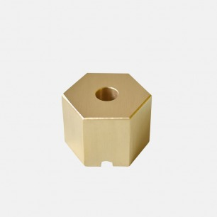 黄铜复古笔插 | 桌面文具,镇纸,压充电线、笔插功能