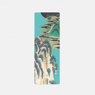 山间问道 瑜伽垫   敦煌艺术系列