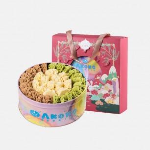 云旖颂美味曲奇饼干礼盒 | 三拼口味 入口即化 新鲜送达