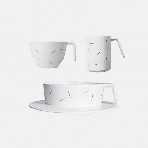 北欧风格三款一套餐具 | 一体化设计 实用性强