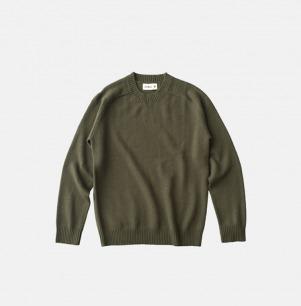 简约百搭的基础款套头毛衣 | 经典版型 蓬松且舒适温暖