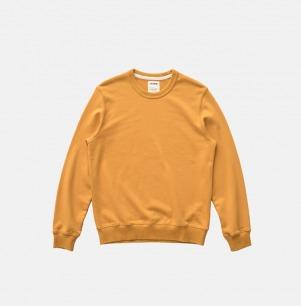 原创设计简洁圆领套头卫衣 | 纯棉素色 棉质舒适柔软