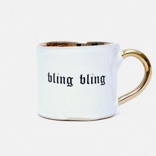 德国手工复古马克杯 Bling | 巴洛克的奢华带进日常生活