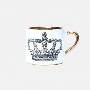 德国手工复古马克杯 皇冠 | 巴洛克的奢华带进日常生活