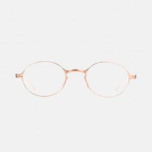 西班牙进口舒适护眼光学架  | 椭圆圈型 绝对轻盈 防眩光