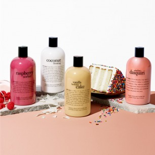 天然香氛三合一洗发沐浴露 | 果香沐浴 泡沫绵密 4款可选