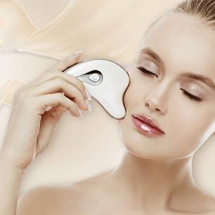 微电流美容刮痧板 多效合一 | 抵御岁月痕迹 瘦脸提拉紧致