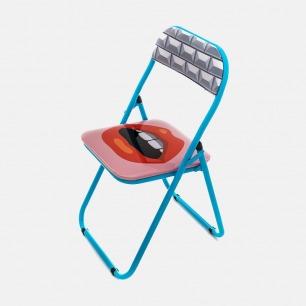 意大利个性家居折叠椅 | 潮酷人士房间里的脑洞家居