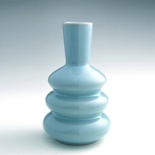 云汝瓷瓶 | 昔日皇家专贡的珍贵汝窑