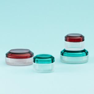 彩色玻璃首饰盒-多色 | 比宜家更高级的北欧风