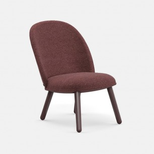 舒适软垫休闲椅 ACE系列  | 毛料/天鹅绒/皮面多款可选