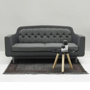 丹麦双座沙发 | 比宜家更高级的北欧风