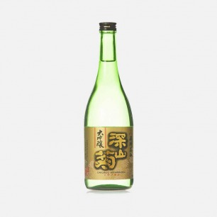 日式深山菊大吟酿清酒   可以搭配各种美食的日式清酒