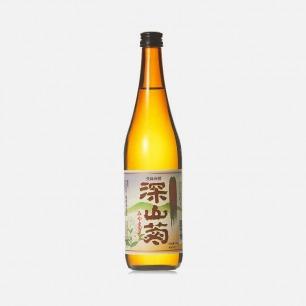 日式深山菊上选清酒   冷热皆宜的日式上选清酒