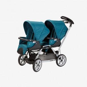 意大利Peg Perego Duette SW双胞胎婴儿推车