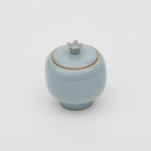 锦年石榴汝瓷罐 | 一个来自皇家的吉祥果