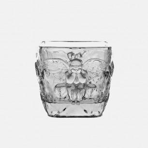 方形威士忌杯 | 手感厚重,极具美感