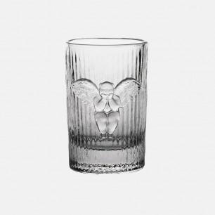 条纹冰水杯 | 纯手工制作,经典icon