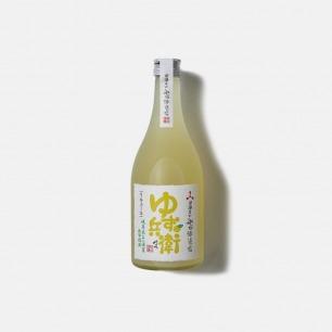 柚子兵卫利口酒   日本利口酒竞赛金奖