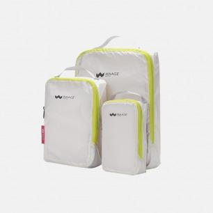 方形打理袋三件套 | 美观整洁,提升箱体容积