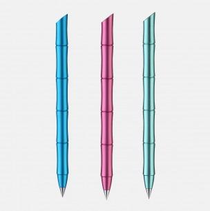 永恒笔-竹子金属 | 环保,可一直书写