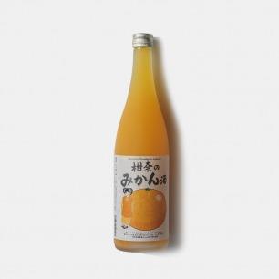 孝之司橘子酒   香甜浓厚 果香怡人