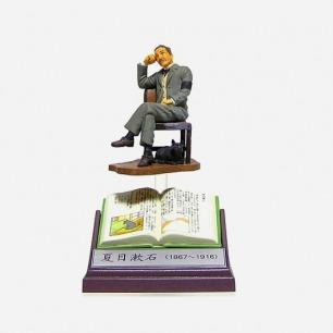 FURUTA正版全新库存学問のススメ系列食玩之夏目漱石单款-淘宝网