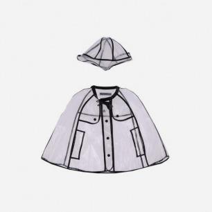Burberry儿童披肩/雨衣