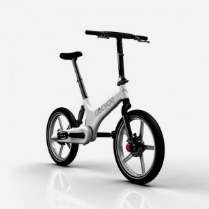 Gocycle G2R折叠电动自行车
