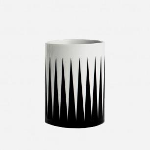 几何底部花纹口杯 | 北欧丹麦小众家居设计品牌