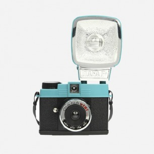 Lomography Diana Mini Flash闪光半格135方型